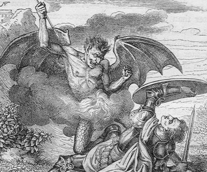 the possession of witchcraft and corruption by the devil during the 1800s Witchcraft and demons throughout the middle ages the clergy and general populace persecuted and disposed of foreign, eccentric or difficult individuals (usually women) by accusing them of demonic possession and/or and witchcraft.