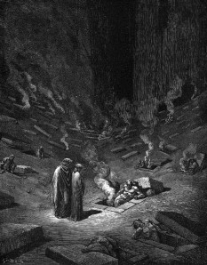 Dante Alighieri S Inferno And The Structure Of Hell