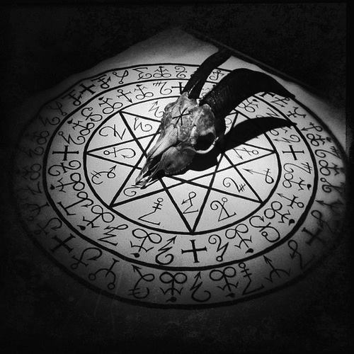 Satanism Witchcraft And The Occult Encyclopedia