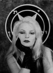 Zeena LaVey, High Priestess of the Church of Satan