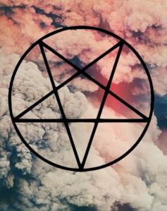 pentagramonclouds