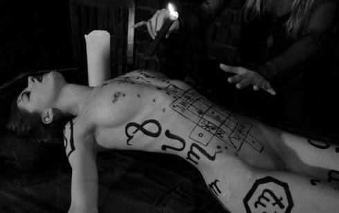 Sex und Pagen Rituale