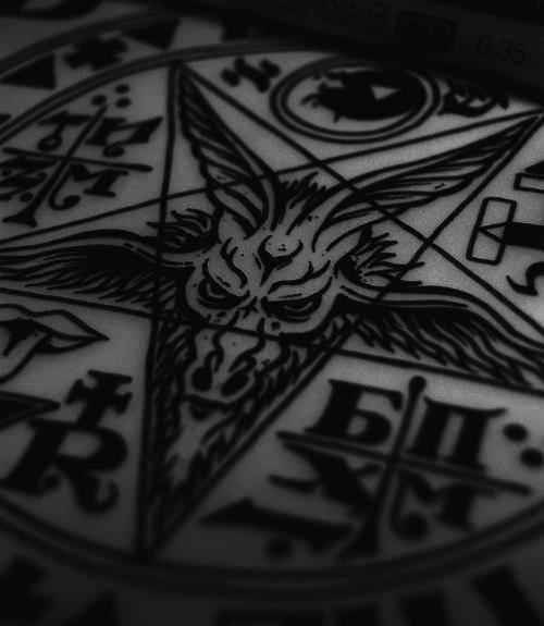 Satanic Star by Sawyer-Himself on DeviantArt