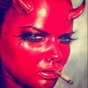 devilwomancigarette