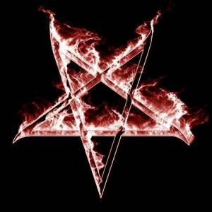 pentagramonfire