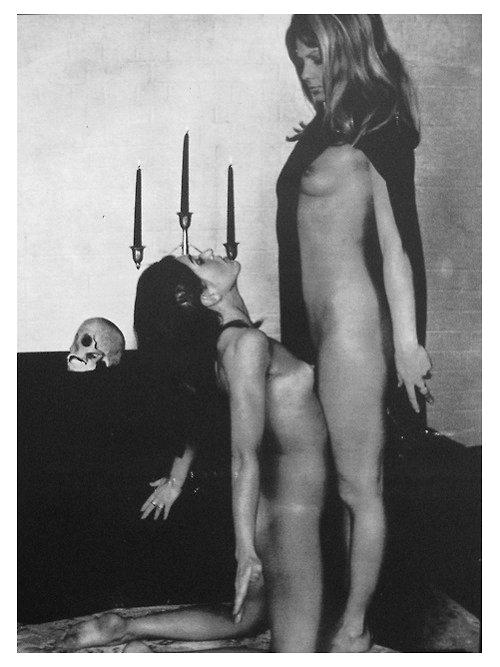 Occult Ritual Porn Deepthroat Blowjob